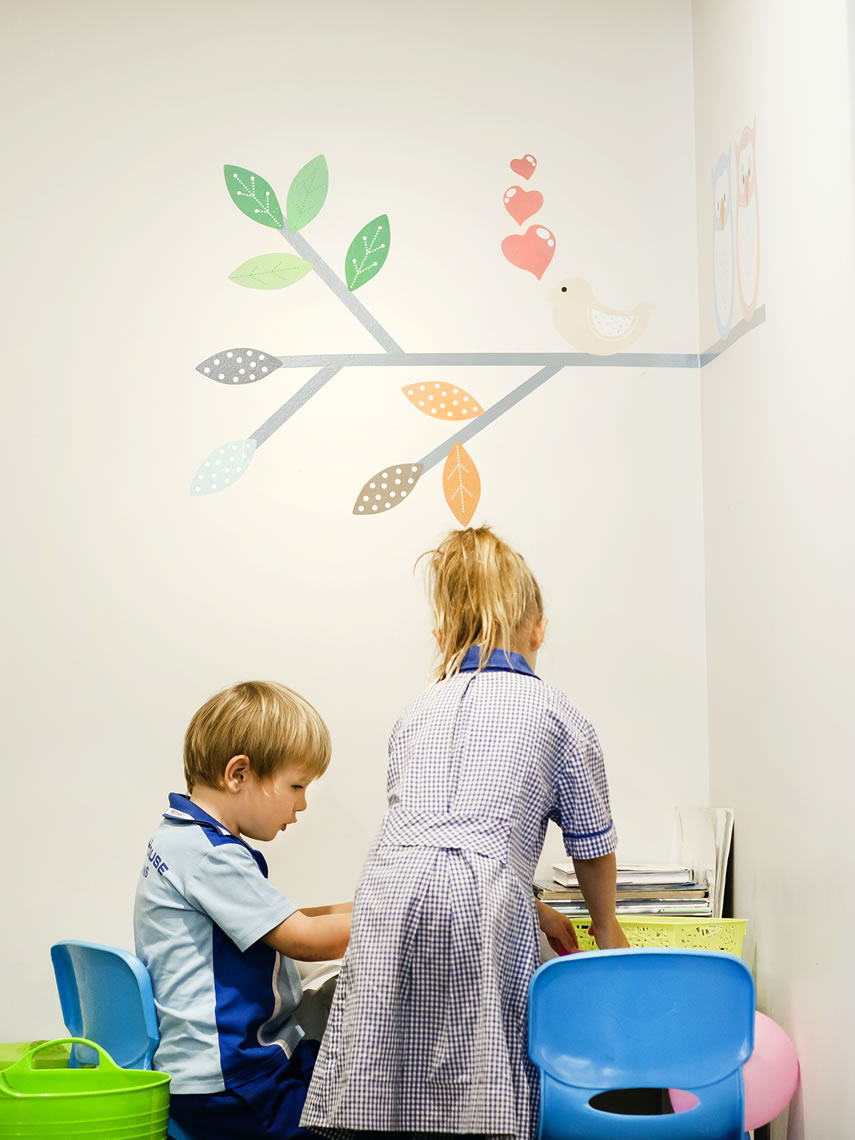 Premier Chiropractic Childrens Area